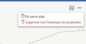 Stoppez la géolocalisation de facebook - rue de l'info
