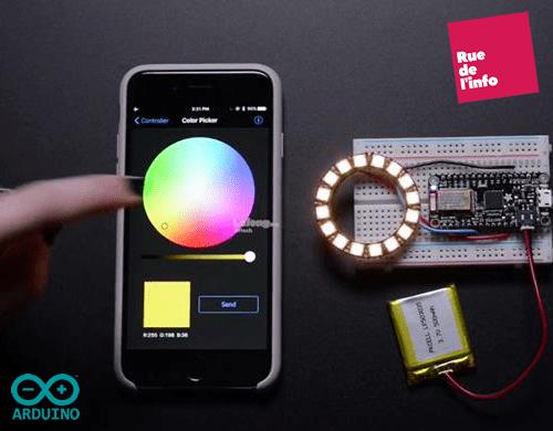Arduino, logiciel d'arduino à télécharger - Rue de l'info