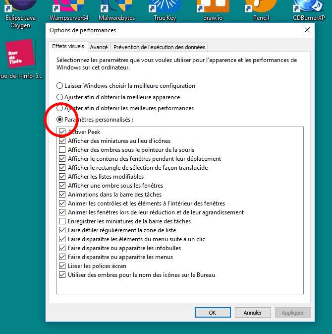 Comment accélérer Windows 10 - Rue de l'info