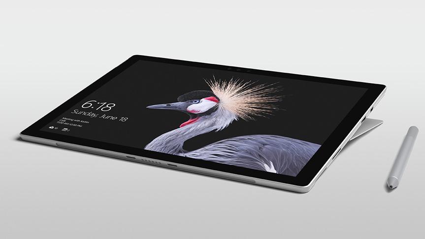 Microsoft Surface vs iPad 2018 - rue de l'info