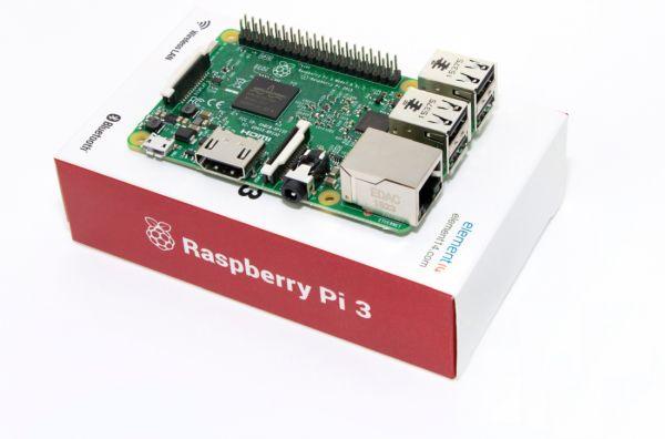 Rasberry Pi3 - rue de l'info