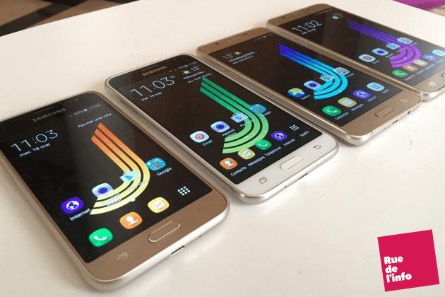 Samsung leader du marché Smartphones - Rue de l'info