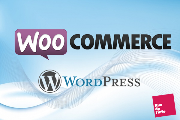 woocommerce wordpress rue de l'info