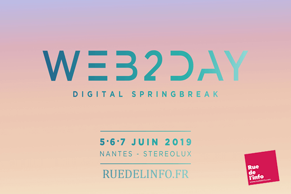 web2day 2019 - Nantes
