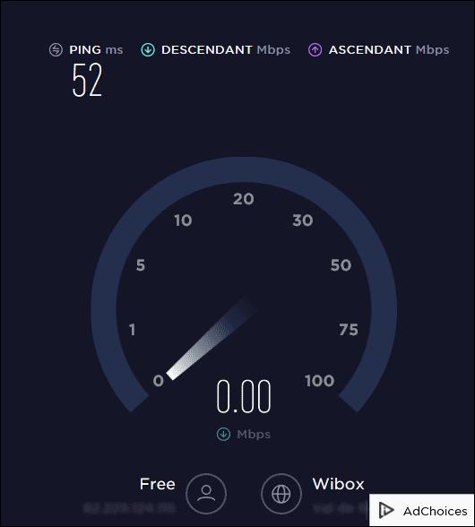 Comment mesurer la qualité de son débit Internet avec SpeedTest ?