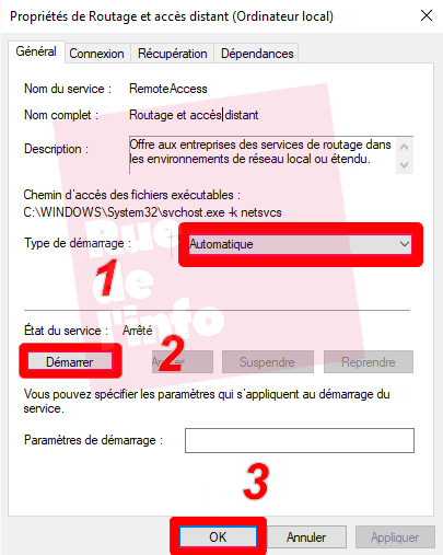 Configurer et installer un VPN