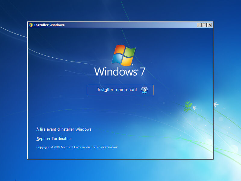 Installer Windows 7 sur un PC équipé de ports USB 3.1 - Rue de l'info