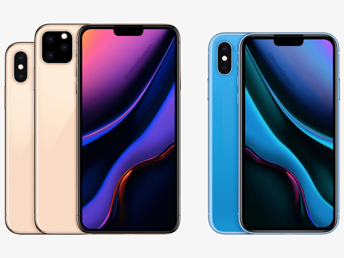 iPhone 11 - septembre 2019