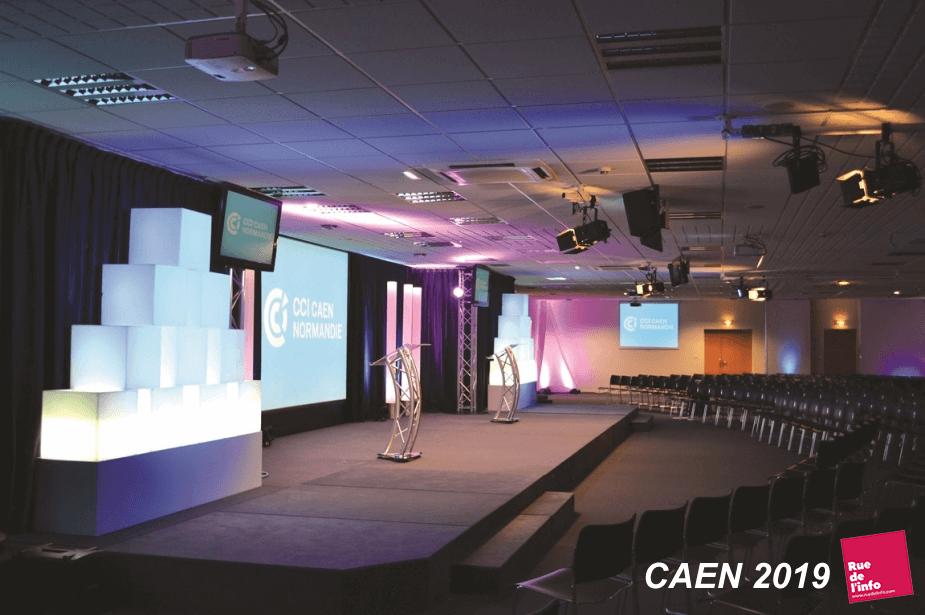CCI de Caen - Rue de l'info