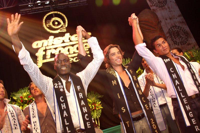 Dabo Kadima - Dauphin Mister France 2010 - Rue de l'info