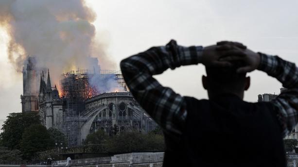 Incendie de Notre-Dame de Paris du 15 avril 2019