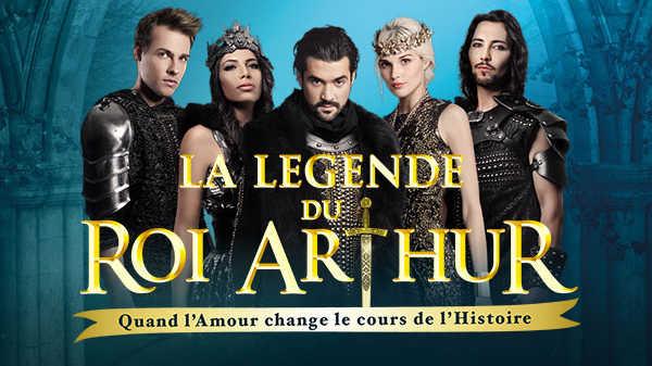La légende du Roi Arthur - Rue de l'info