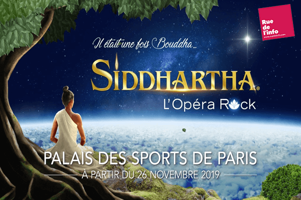 Siddhartha l'Opéra rock - Julien Arcuri