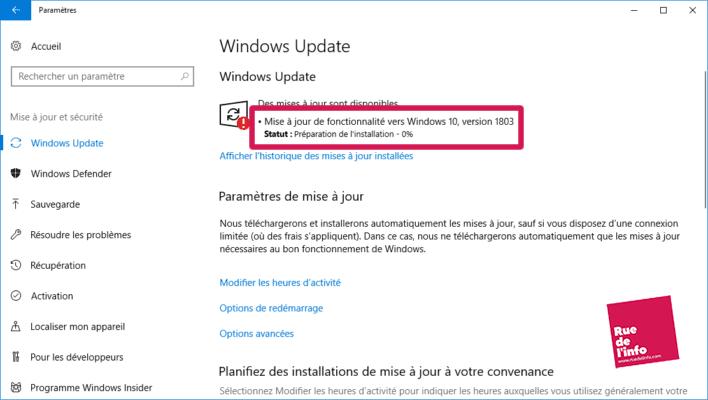 Windows 10 Update May 2019