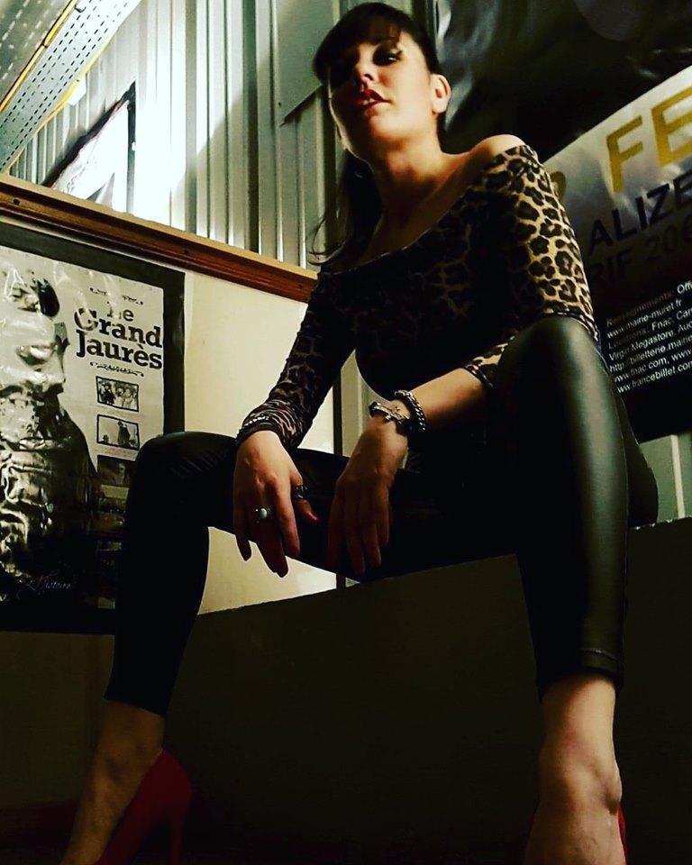 Morgane Benzarha - Rue de l'info