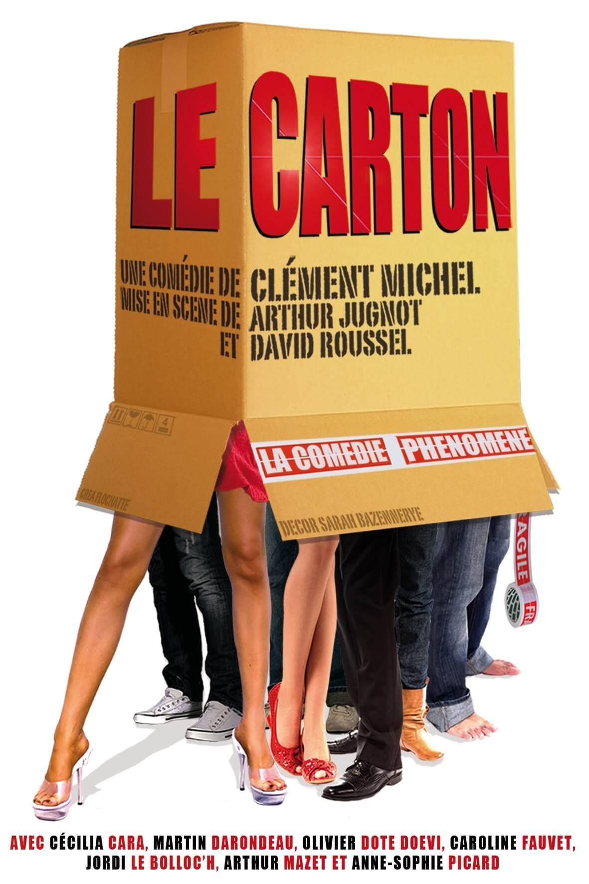 Le Carton de Clément Michel