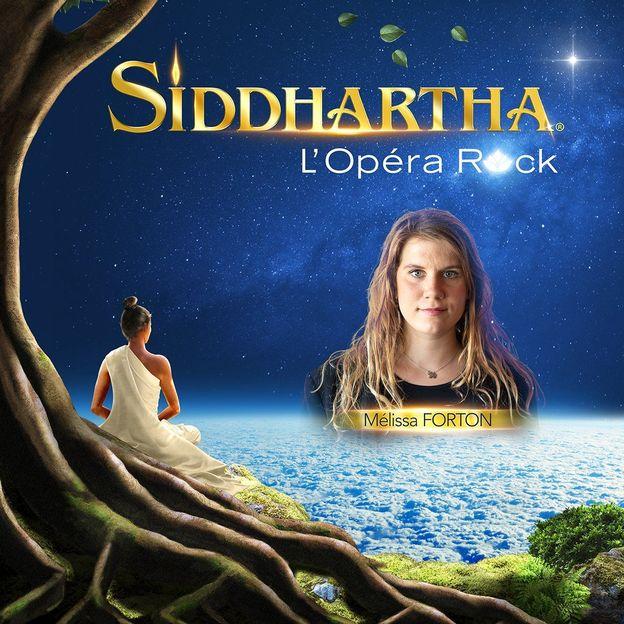 Mélissa Forton - Siddhartha L'Opéra Rock - Gotami