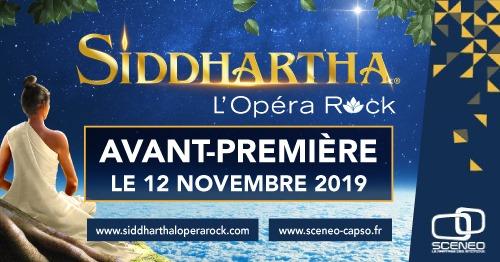 Avant-Première Siddhartha L'Opéra Rock - 12 Novembre 2019 - Rue de l'info
