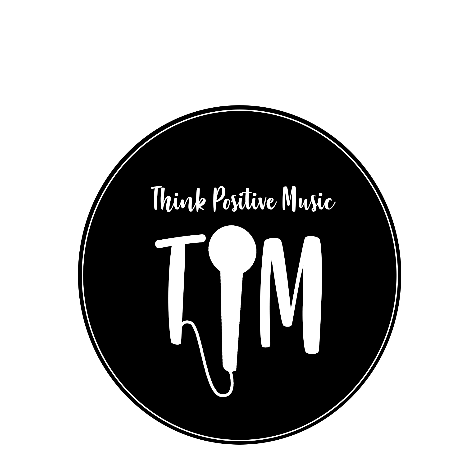 Logo Think Positive Music - Rue de l'info