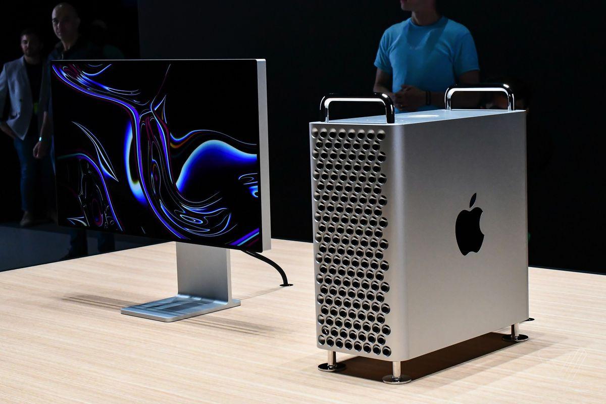 Sortie Mac Pro 2019 - Rue de l'info