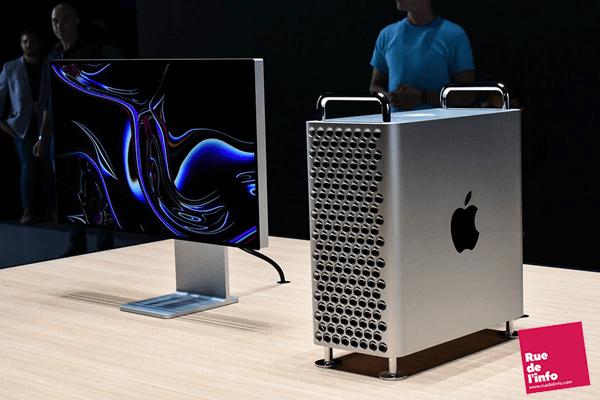 Sortie mac pro 2019