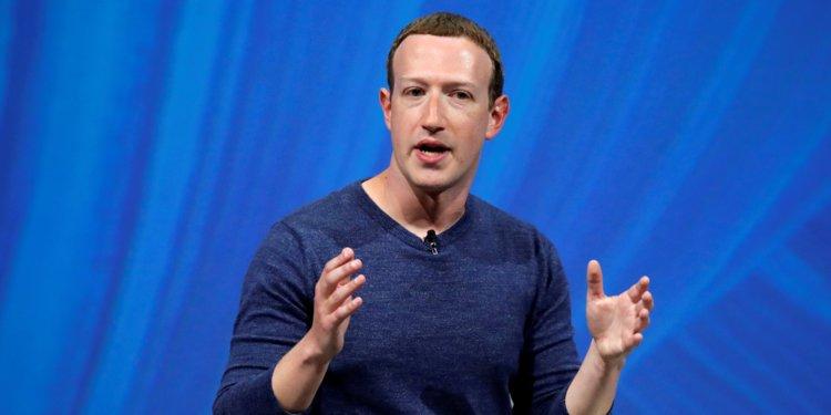 Zuckerberg présente Libra