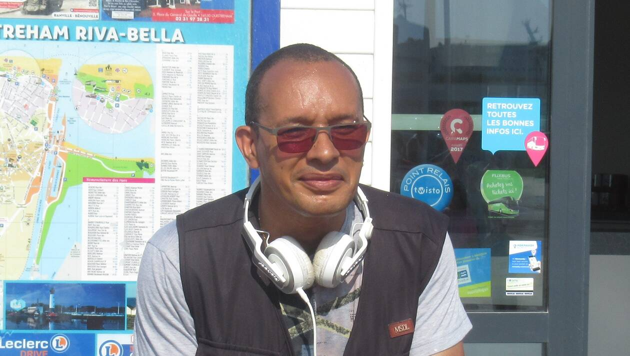 DJ Phil - Ouistreham