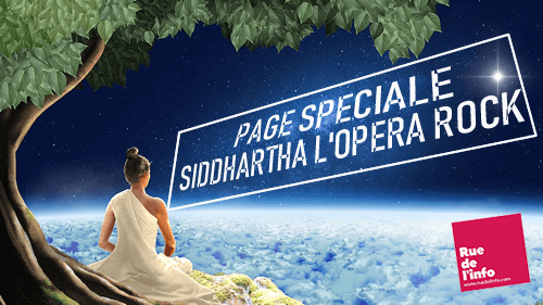 Page Spéciale Siddhartha L'Opéra Rock