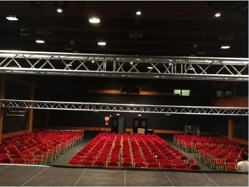 Palais des Congrès d'Arles - Rue de l'info