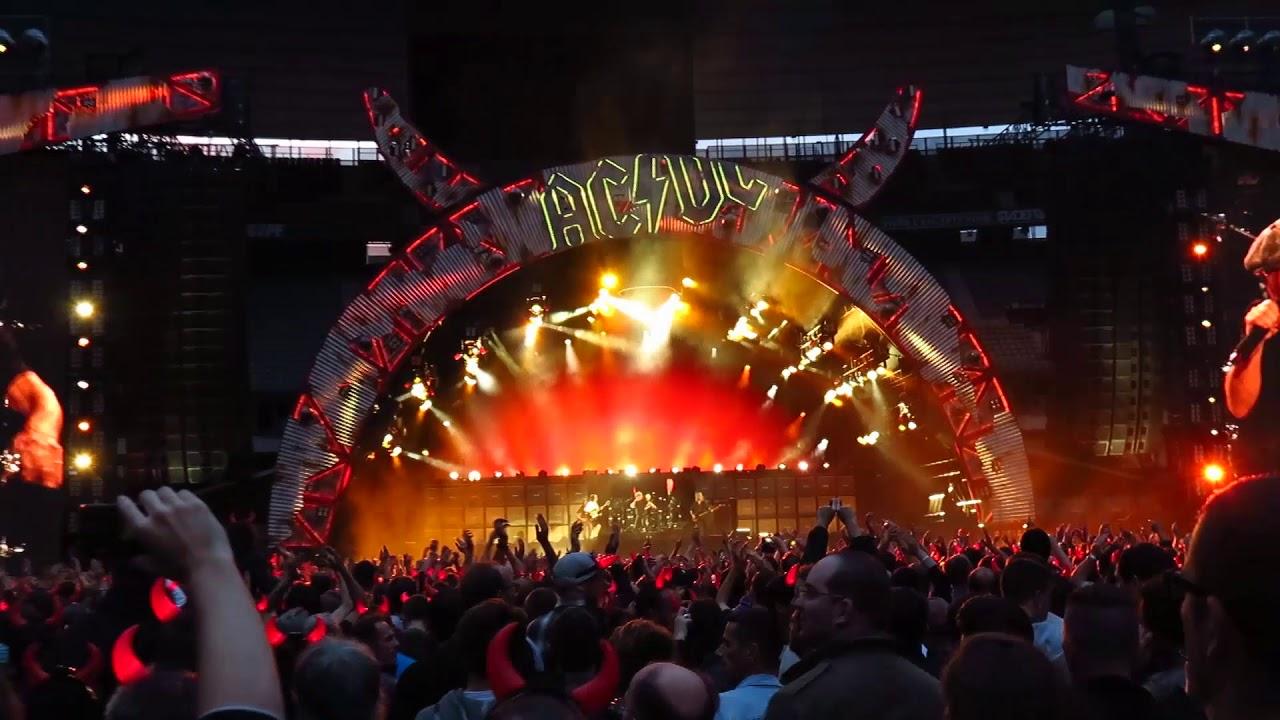 AC/DC Concert au Stade de France - Rue de l'info