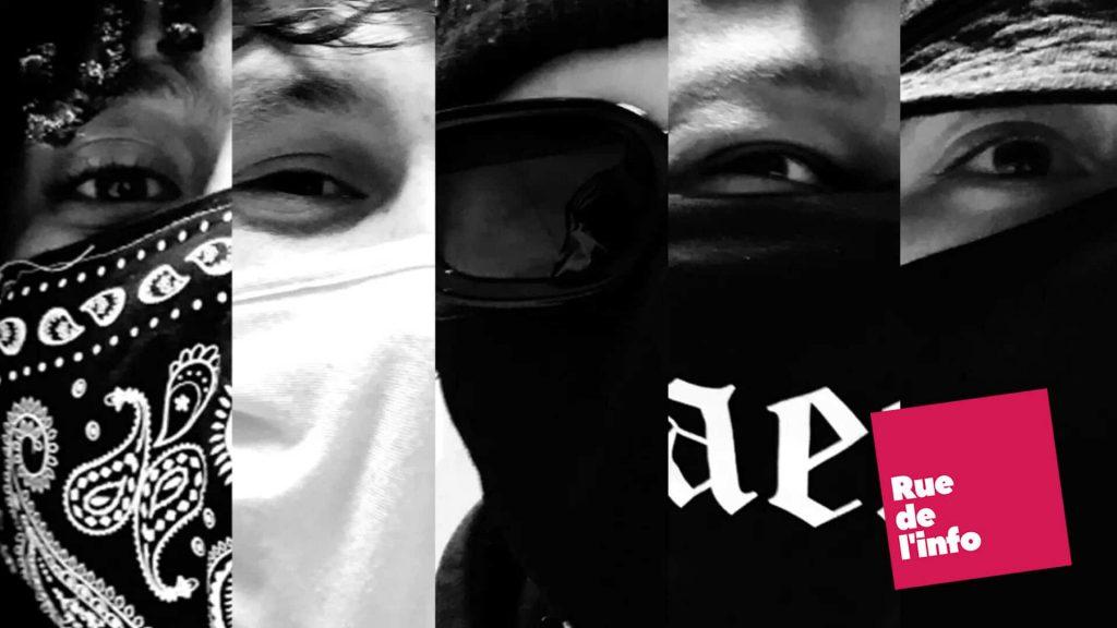 Loxxés - Mode garde (Ross, Mamhat, Itsmee, HVJ, Barlem B)