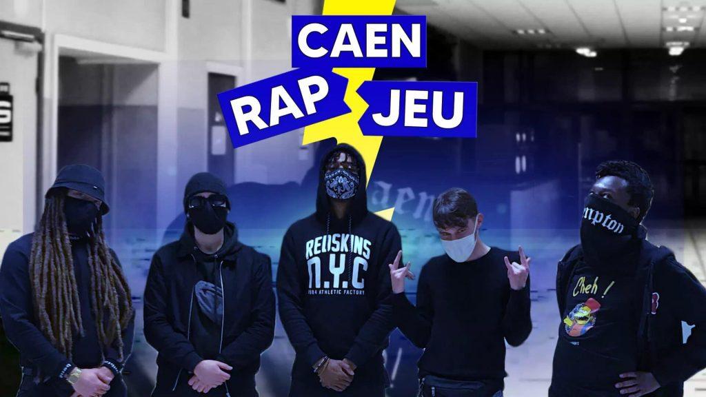 Caen Rap Jeu